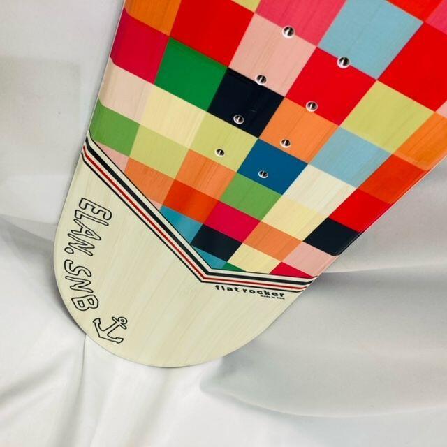 Elan(エラン)の新品ELAN PRISM 142 スポーツ/アウトドアのスノーボード(ボード)の商品写真