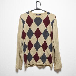 バーバリーブラックレーベル(BURBERRY BLACK LABEL)のバーバリー セーター(ニット/セーター)