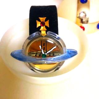 ヴィヴィアンウエストウッド(Vivienne Westwood)のヴィヴィアンウエストウッド オーブスウォッチ 美品(腕時計)
