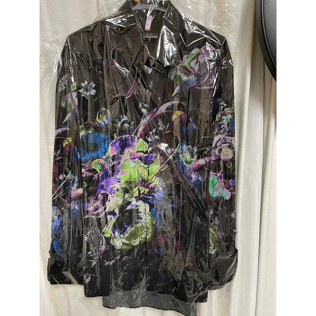 LAD MUSICIAN(ラッドミュージシャン)のLAD MUSICIAN 花柄 ビックシャツ 44  2019aw メンズのトップス(シャツ)の商品写真
