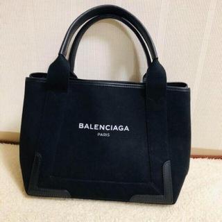 Balenciaga - balenciaga ブラック トートバッグ   Sサイズ
