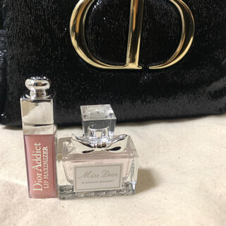 Dior - 非売品 香水&マキシマイザー ミニサイズ