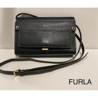 Furla - FURLA フルラ ライクミニクロスボディウォレットバッグ ショルダーバッグ