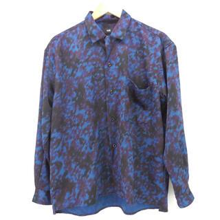 ハレ(HARE)のHARE 総柄 オープンカラーシャツ(シャツ)