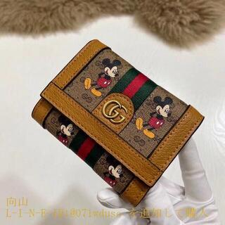 Gucci - ●Disney 財♢布