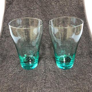 サントリー(サントリー)のサントリー クラフトジン 翠 SUI グラス タンブラー 2個セット(グラス/カップ)