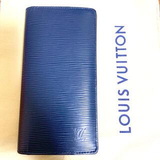 LOUIS VUITTON - 【美品】ルイ ヴィトン ポルトフォイユ・ブラザ M61816