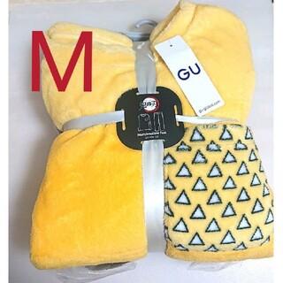 GU - 鬼滅の刃 GU 善逸 Mサイズ マシュマロフィール ルームウェア パジャマ