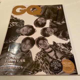 Johnny's - King & Prince GQ JAPAN 特別表紙版