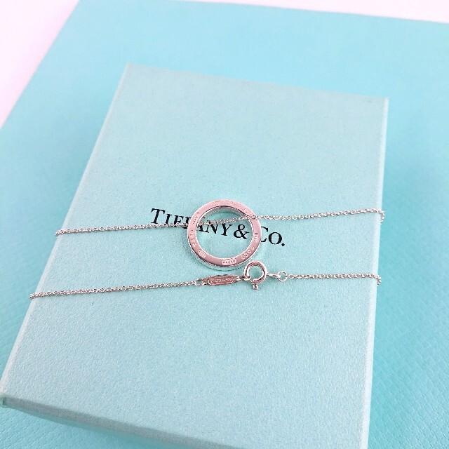 Tiffany & Co.(ティファニー)のTiffany ティファニー ネックレス レディースのアクセサリー(ネックレス)の商品写真