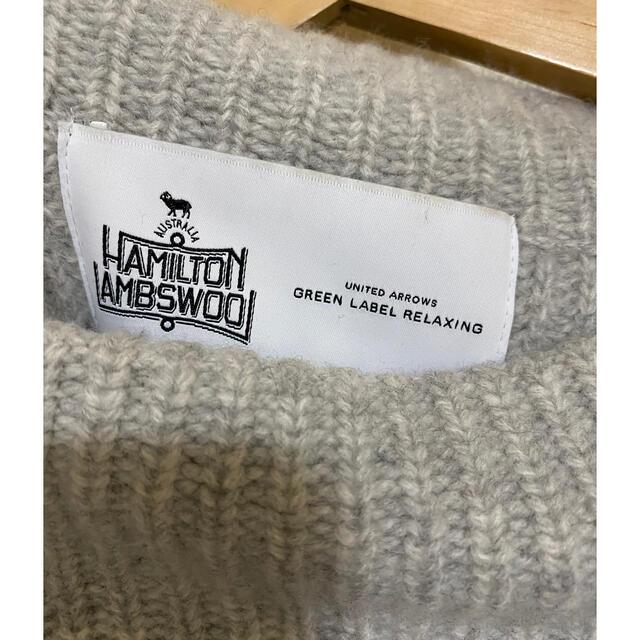 green label relaxing(グリーンレーベルリラクシング)のかりん様専用 レディースのトップス(ニット/セーター)の商品写真