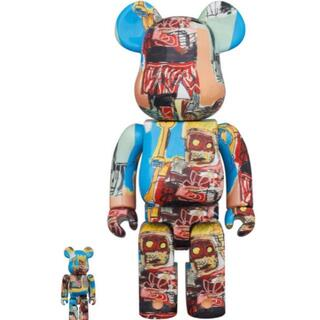 BE@RBRICK JEAN MICHEL BASQUIAT ベアブリック(その他)