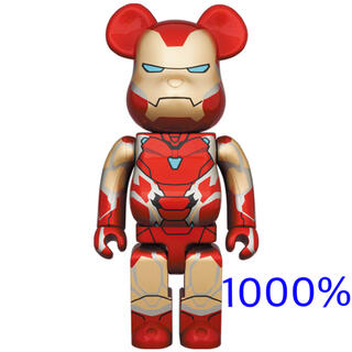 メディコムトイ(MEDICOM TOY)のBE@RBRICK IRON MAN MARK 85 1000%(その他)