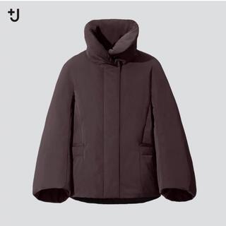 UNIQLO - ハイブリッドダウンジャケット♡ユニクロ +j