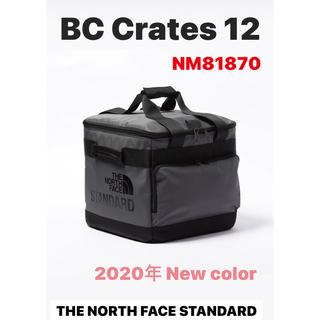 ザノースフェイス(THE NORTH FACE)の【希少】ノースフェイススタンダード限定 BC CRATES 12(その他)