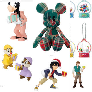 Disney - 【新品】HAPPY ディズニー オーナメントくじ 2020