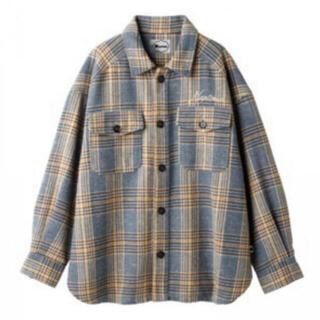 AAA - Naptime チェックシャツ