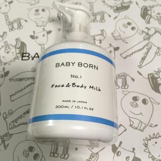 マザー(mother)のBABY BORN フェイス&ボディミルク(ボディローション/ミルク)