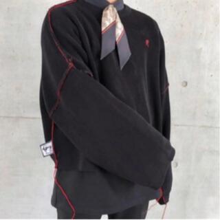 RAF SIMONS - raf simons 19ss cropped knit