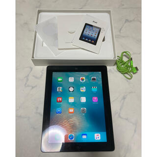iPad - ipad A1416 16GB wifi ブラック×シルバー 箱付♪