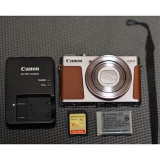 Canon - キャノン CANON G9XmarkⅡ 比較的綺麗です