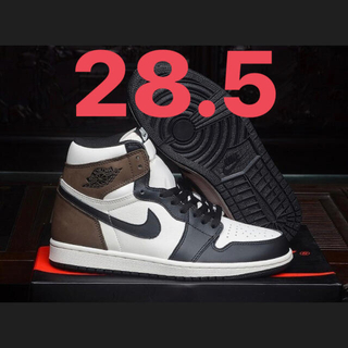 NIKE - NIKE AIR JORDAN 1 HIGH OG Dark Mocha