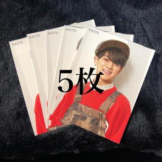 宮近海斗 Myojo 厚紙カード