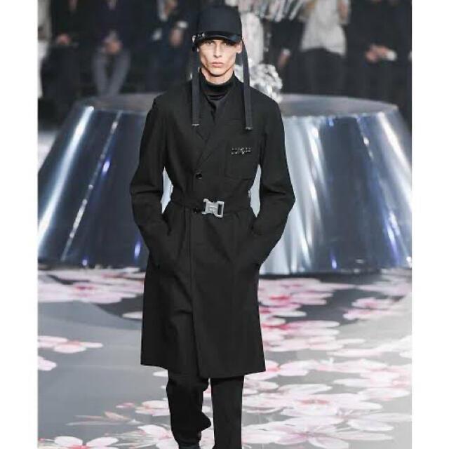 Dior(ディオール)のDior alyx CDバックルトレンチコート メンズのジャケット/アウター(トレンチコート)の商品写真