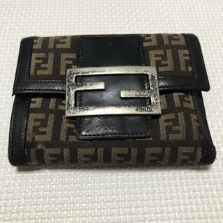 FENDI - FENDI フェンディ 三つ折り財布