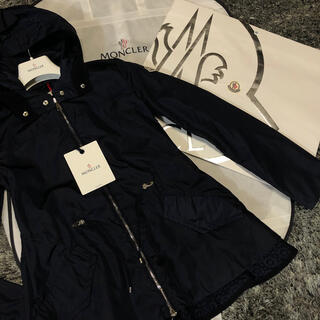 MONCLER - モンクレール 正規品 LOTUS サイズ0 ナイロンジャケット 美品