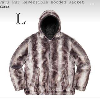 Supreme - Supreme Faux Fur Jacket Lサイズ