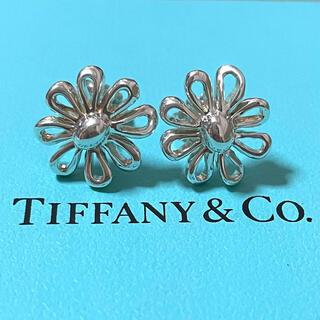 Tiffany & Co. - ティファニー デイジー フラワー ピアス スターリングシルバー925