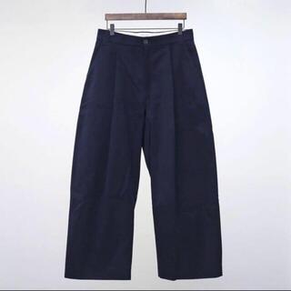 SUNSEA - STUDIO NICHOLSON 20aw Volume Pleat Pants
