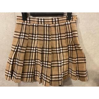 スタイルナンダ(STYLENANDA)のチェックプリーツスカート 処分SALE(ミニスカート)