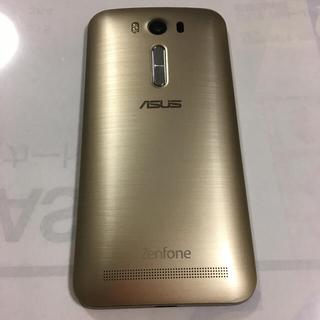 エイスース(ASUS)のASUSのZenFone2 laser (ZE500KL) 中古(スマートフォン本体)
