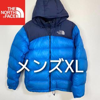 THE NORTH FACE - 人気 THE NORTH FACE ヌプシ ダウンジャケット メンズXL 正規品