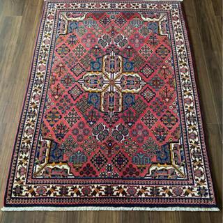 Baccarat - 【極美品】メイメ産 ペルシャ絨毯