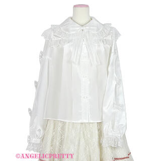 Angelic Pretty - Lovelyデシンブラウス