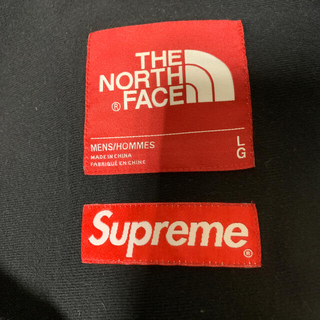 シュプリーム(Supreme)のsupreme×THE NORTH FACE マウンテンパーカー(マウンテンパーカー)