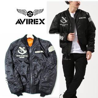AVIREX - 《アヴィレックス》新品 X-15 MA-1フライトジャケット リバーシブル XL