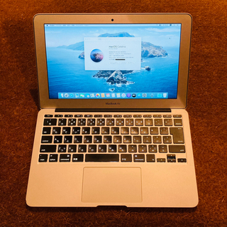Mac (Apple) - MacBook Air 11インチ Mid 2012