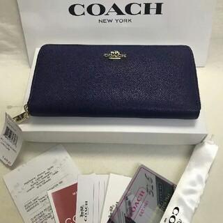 COACH - 新品未使用 COACH コーチ 長財布 F52372