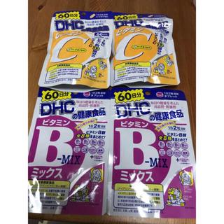 DHC - DHC ビタミンBミックス ビタミンC 120日分