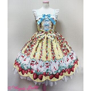 Angelic Pretty - Angelic Pretty Ribbon Berry Bunny セット