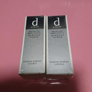 SHISEIDO (資生堂) - dプログラム  敏感肌用保湿美容液