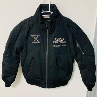 AVIREX - 美品 AVIREX  TYPE MA-1 GT-10  ジャケット サイズM 黒