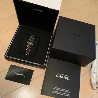 CHANEL - CHANEL プルミエール ロック 腕時計