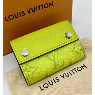 LOUIS VUITTON - ⭐️ 美品 ルイ・ヴィトン タイガラマ ディスカバリー コンパクト 折り財布