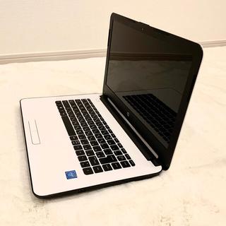 HP - HP ノートパソコン 14ac-103tu アダプター、充電器、説明書付き