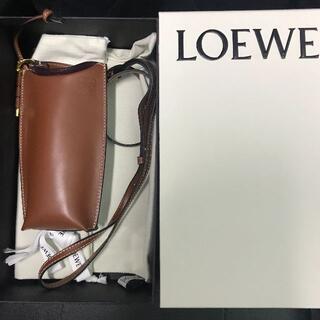 LOEWE - Loewe ゲート ポケット ショルダーバッグ